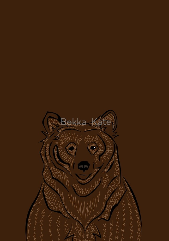 Grizzly  by Bekka  Kate