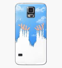 Le ciel coule sur mes mains Case/Skin for Samsung Galaxy
