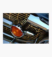 Bumper Bling Photographic Print