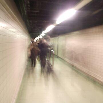 underground motion #3 by tomfletcher