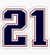 #21 Sticker