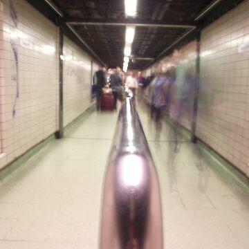 underground motion #6 by tomfletcher