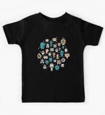 Robots Kids Clothes