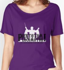 Piertotum Locomotor - I've Always Wanted To Use That Spell Women's Relaxed Fit T-Shirt