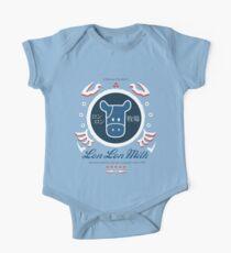 Lon Lon Milk Short Sleeve Baby One-Piece