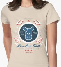 Lon Lon Milk Women's Fitted T-Shirt