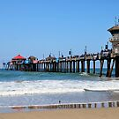 Huntington Pier I by Tom Deters