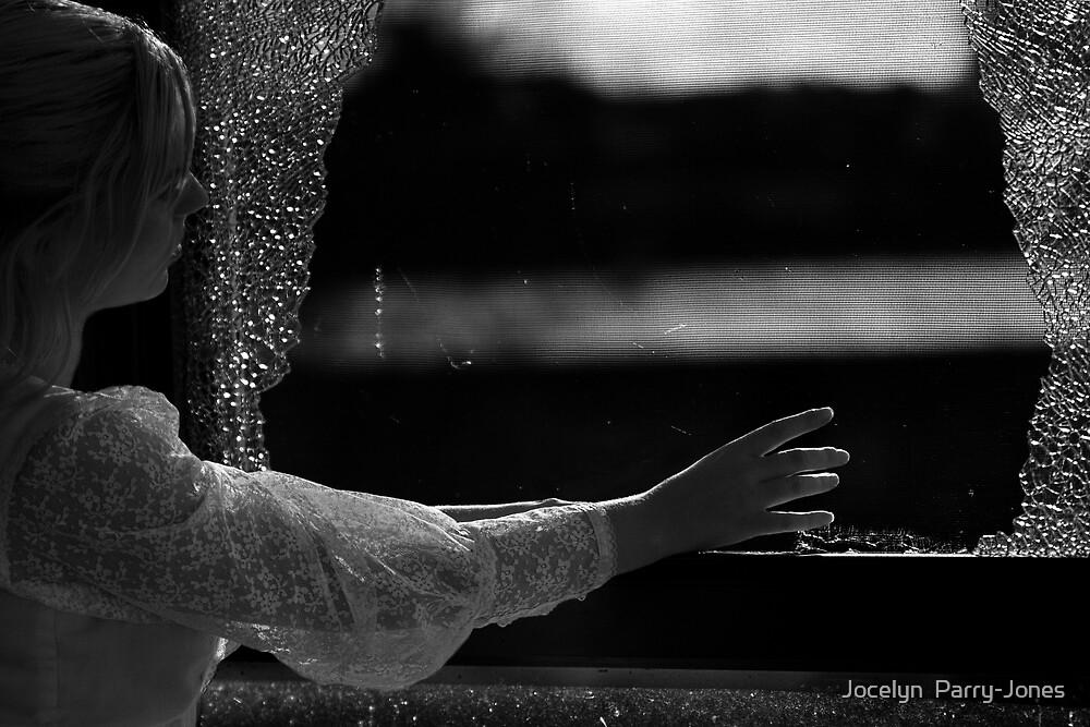 Out of reach by Jocelyn  Parry-Jones