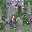 Exploring the Graveyard by Sarah Crosby