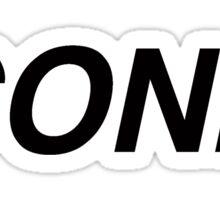 Iconic Sticker