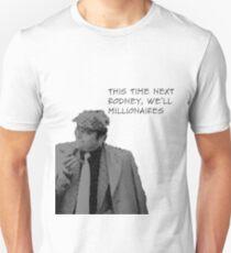 Only fools and Horses- This time next year we'll be millionaires Del boy Trotter T-Shirt
