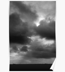 Icelandic Clouds Poster