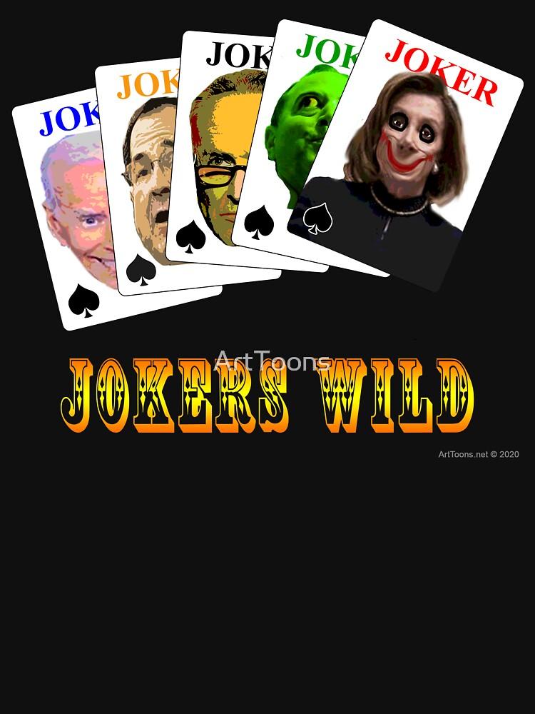 Jokers Wild by ArtToons