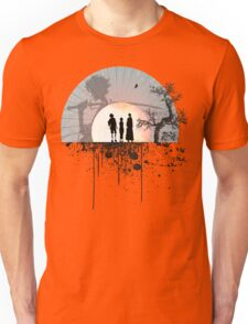 Samurai Champloo - Sunset Unisex T-Shirt