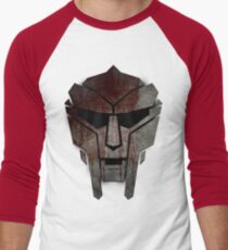 Doomcepticon Men's Baseball ¾ T-Shirt