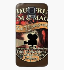 Industrial Film and Magic Case/Skin for Samsung Galaxy