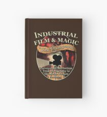Industrial Film and Magic Hardcover Journal