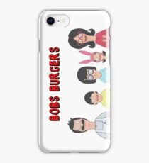 Bobs Burgers  iPhone Case/Skin