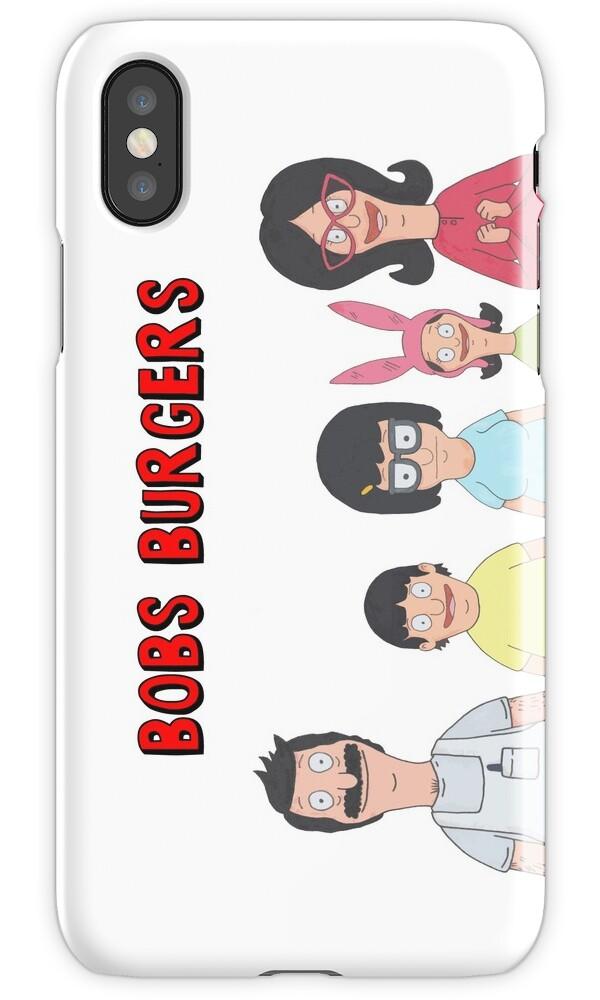 Bobs Burgers Phone Case Iphone