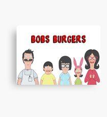 Bobs Burgers  Canvas Print
