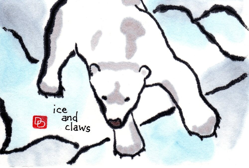 Ice and Claws (North Seas series) by dosankodebbie