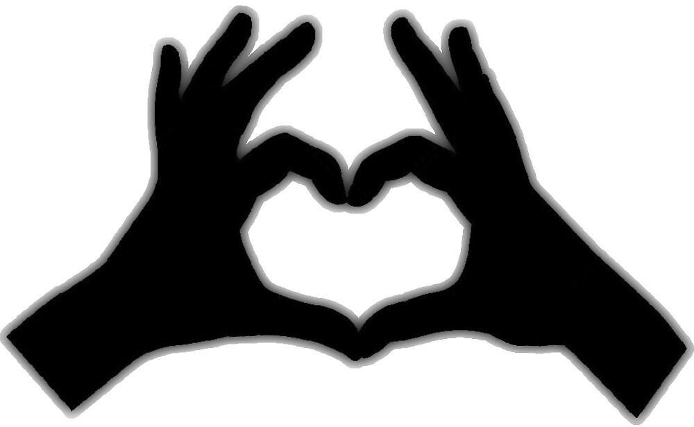 heart hands by buxx