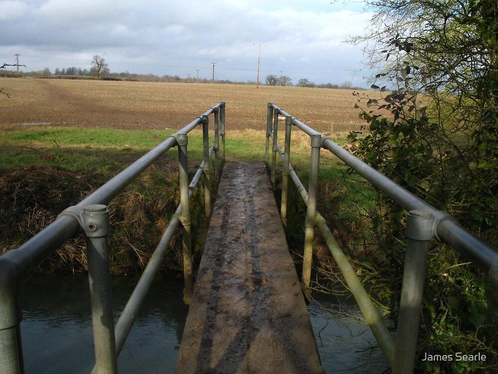 Crossing the Bridge by James Searle