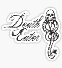Death Eater Sticker