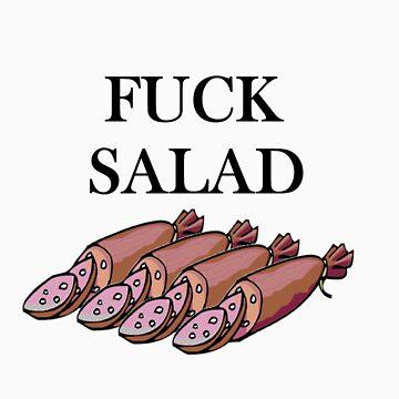 No Salad by crazyhorse