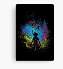 Kingdom Art Canvas Print