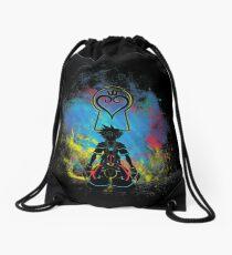 Kingdom Art Drawstring Bag