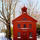Schoolhouse by Bonnie Foehr