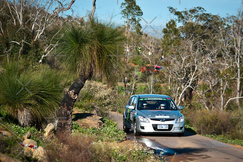 Targa West 2011 - Car 20c - Photo 1 by Psycoticduck