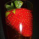 Strawberry Lasaration # 9 by Lasaration