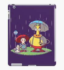 My Friend Hef iPad Case/Skin