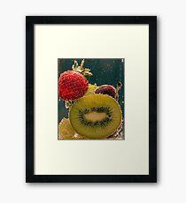 Anyone for a Fruit Salad Framed Print