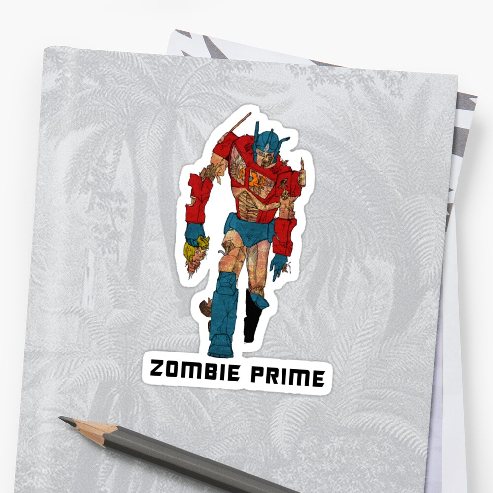 Zombie Prime by Colin Wells