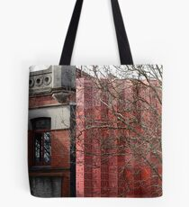 Old and the New Tote Bag