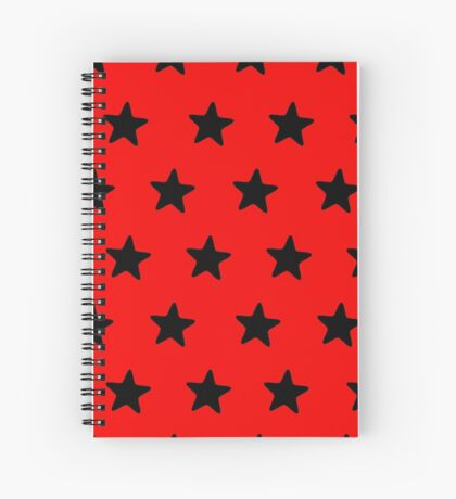 Red & Alive Spiral Notebook