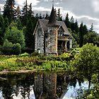 Fairytale Castle by Sandra Cockayne