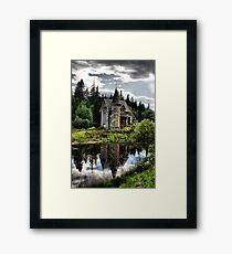 Fairytale Castle Framed Print