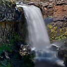 Downpour, Paddys River Falls by bazcelt