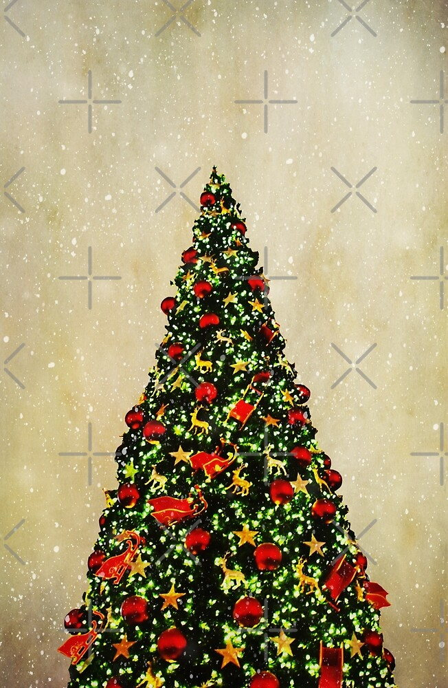When It's Christmas Time by Denise Abé