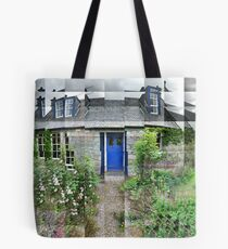 Oakwood Cottage Tote Bag