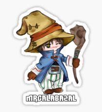 MrCalabazal (ViVi) Sticker