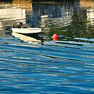 Ripples, Boat, Stonington, Maine by fauselr
