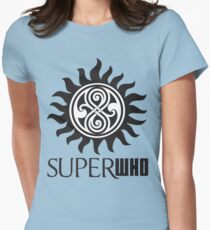SUPERWHO LOGO RASSILON AND PROTECTION TATTOO T-Shirt