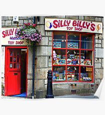 Silly Billy Poster
