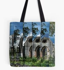 Mausoleum on the Kinlochleven Road Tote Bag