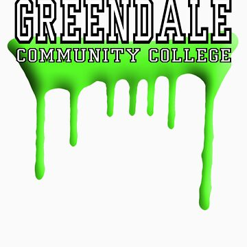 Community - Greendale Paintball Green by BBanny1